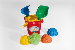 Sandkasten-Spielbox