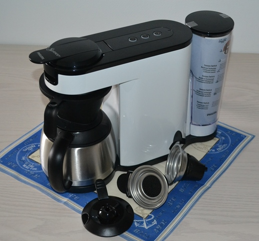"Kaffeepad-Maschine ""Senseo® Switch"""